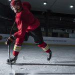 Science behind ice hockey sticks