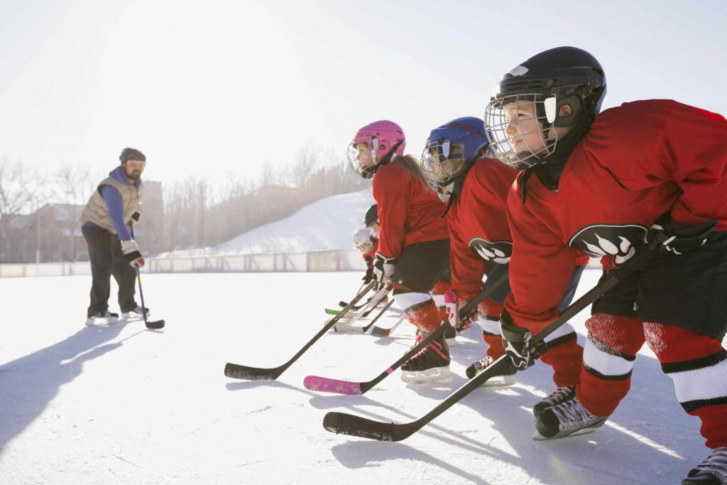 Beginners ice hockey how to get started