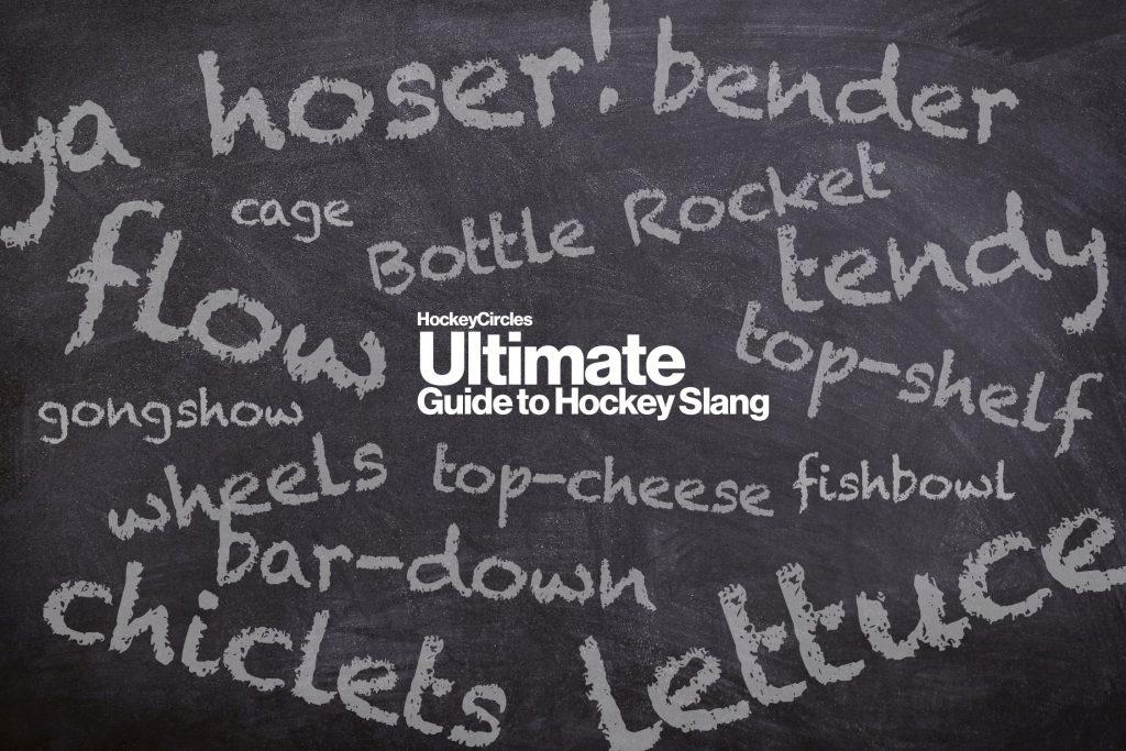 The Ultimate Hockey Slang Guide