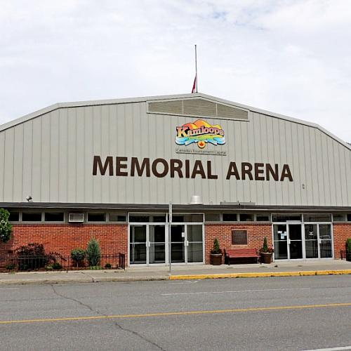Memorial Arena - Rinks