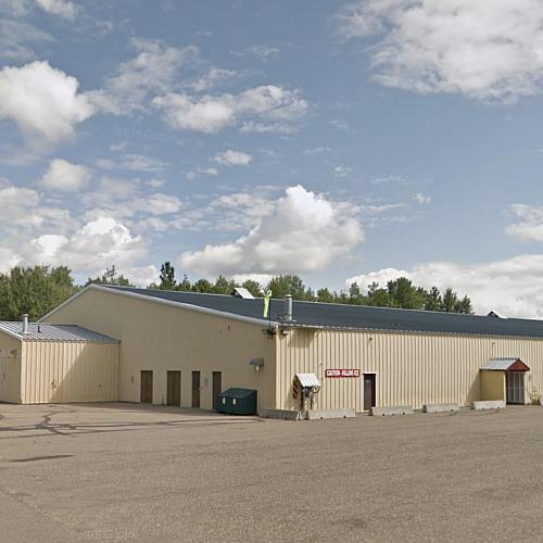 Hudson's Hope Arena - Rinks