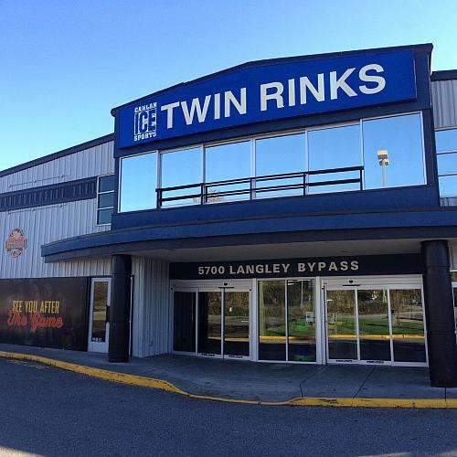 Langley Twin Rinks - Canlan Ice Sports - Rinks