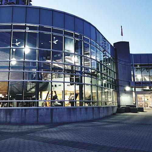 North Surrey Arena - Rinks
