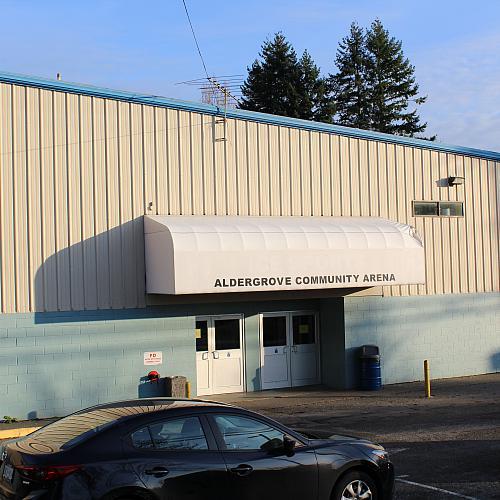 Aldergrove Community Arena - Rinks