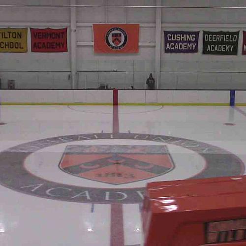 Akerstrom Arena ( Kimball Union Academy ) - Rinks