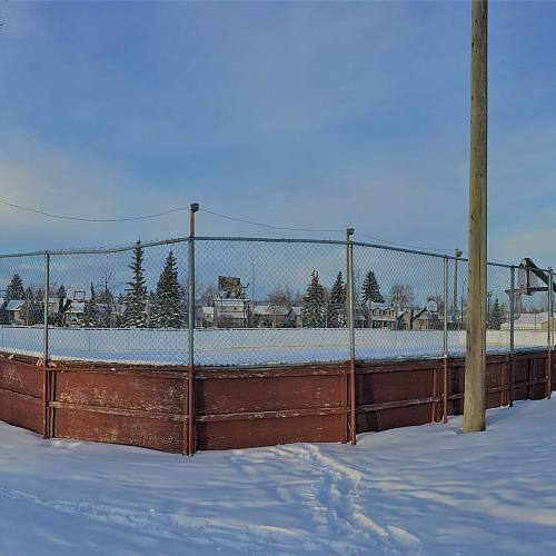 Riverbend Community Centre Outdoor Rinks - Rinks
