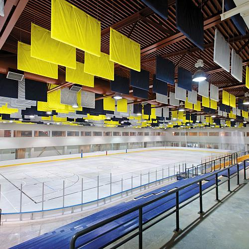 Northern Rockies Regional Recreation Centre - Rinks