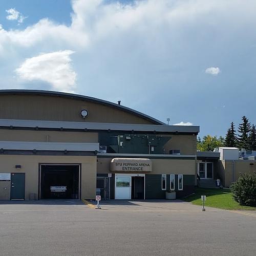 Stu Peppard Arena - Rinks