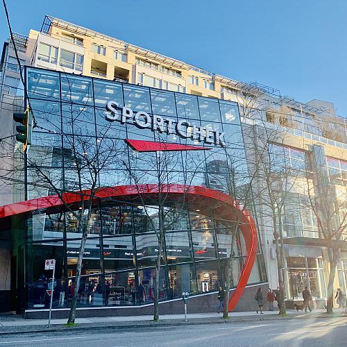 Sport Chek - Robson - Retailers
