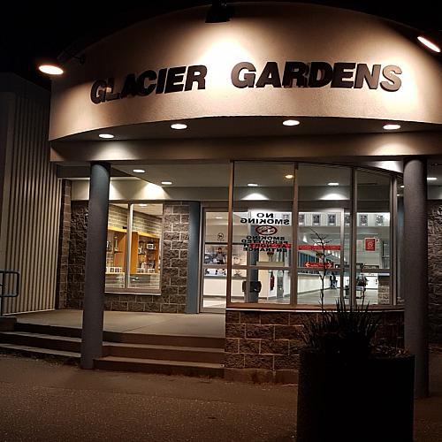 Glacier Garden (19 Wing Comox) - Rinks