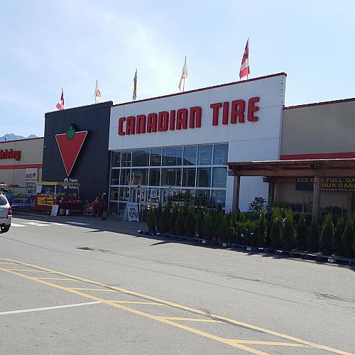 Canadian Tire Port Alberni - Retailers