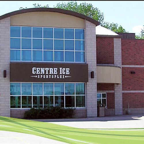 Centre Ice Sportsplex - Rinks