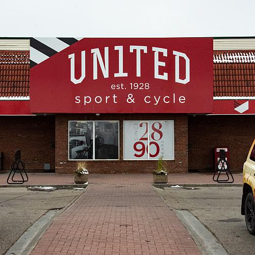 United Sports & Cycle Main Store