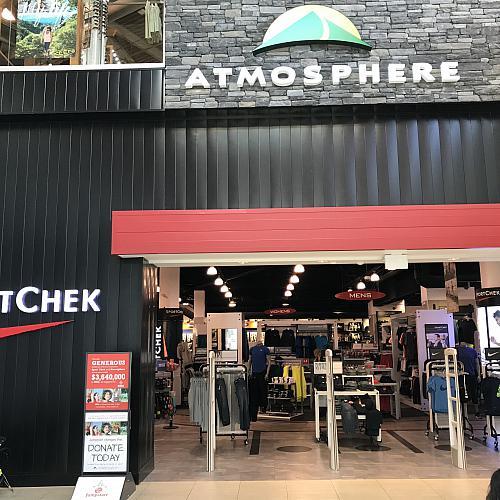 Sport Chek Hillside Mall - Victoria - Retailers