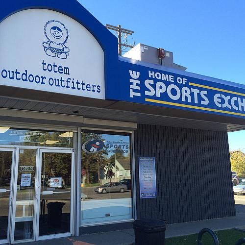Totem Outdoor Outfitters Ltd. Home of The Sports Exchange