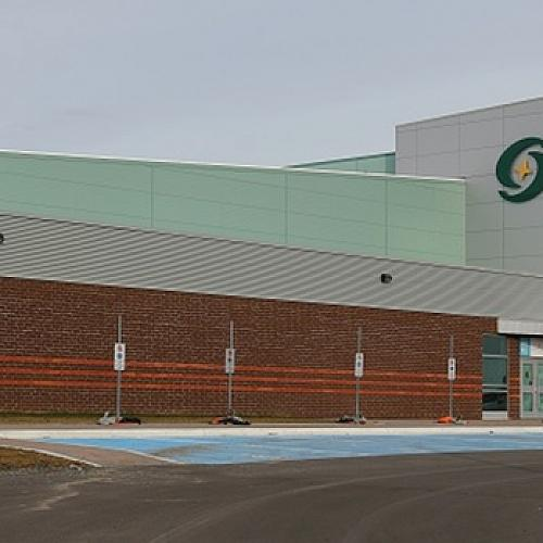 Gerry McCrory Countryside Sports Complex - Rinks