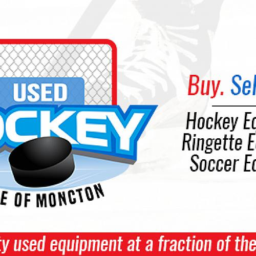 Used Hockey Store Of Moncton - Retailers