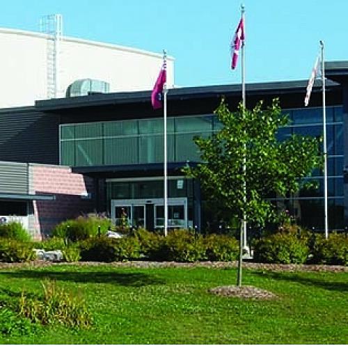 Alder Recreation Centre - Rinks