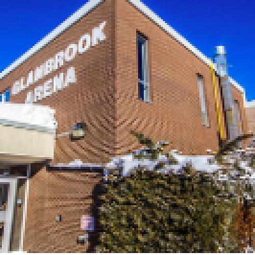 Glanbrook Arena & Auditorium - Rinks