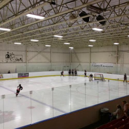 Preston Auditorium - Rinks