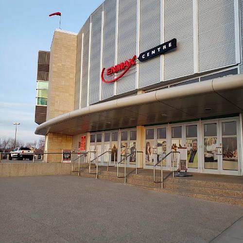 Enmax Centre - Rinks