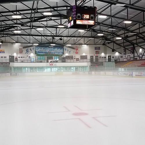 A`nowara`ko:wa Arena - Rinks