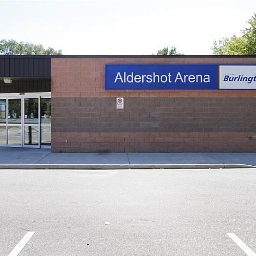 Aldershot Arena - Rinks