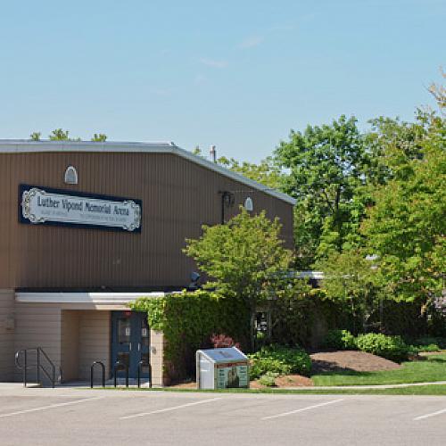 Luther Vipond Brooklin Memorial Arena - Rinks