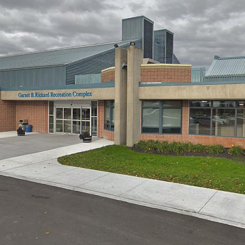 Garnet B. Rickard Recreation Complex - Rinks