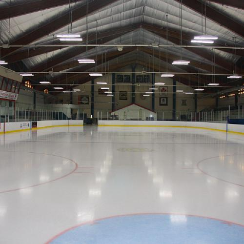 Downsview Arena - Rinks