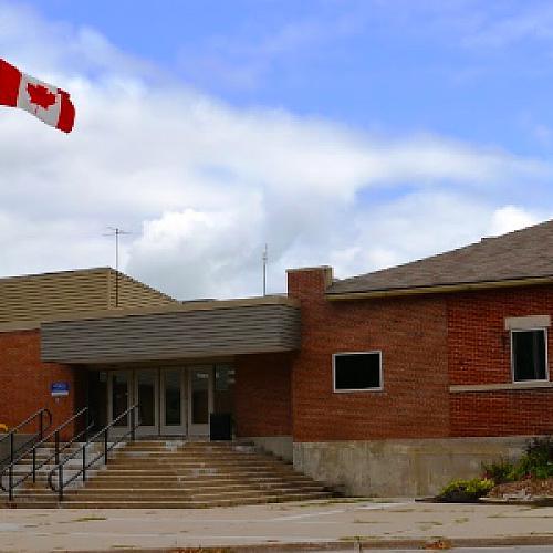 Tillsonburg Community Centre (Kinsmen Memorial Arena) - Rinks