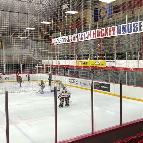 McIntyre Community Centre - Rinks