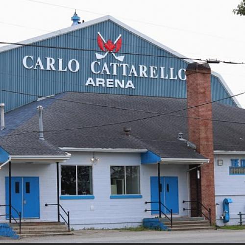Carlo Cattarello Arena - Rinks