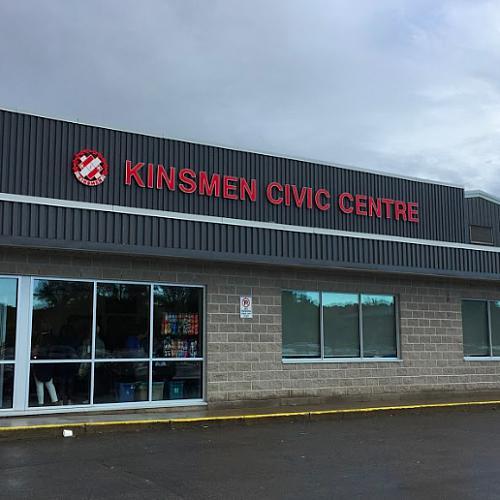 Kinsmen Civic Centre - Rinks