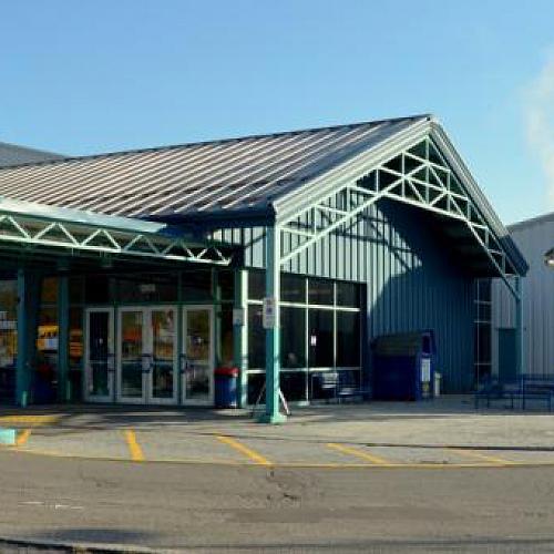 Jim Durrell Recreation Centre - Rinks