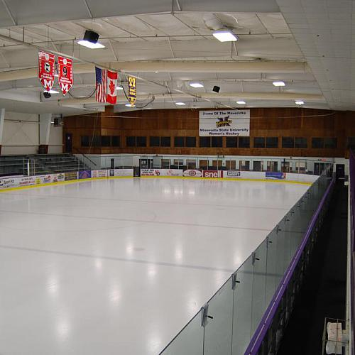 All Seasons Arena - Rinks