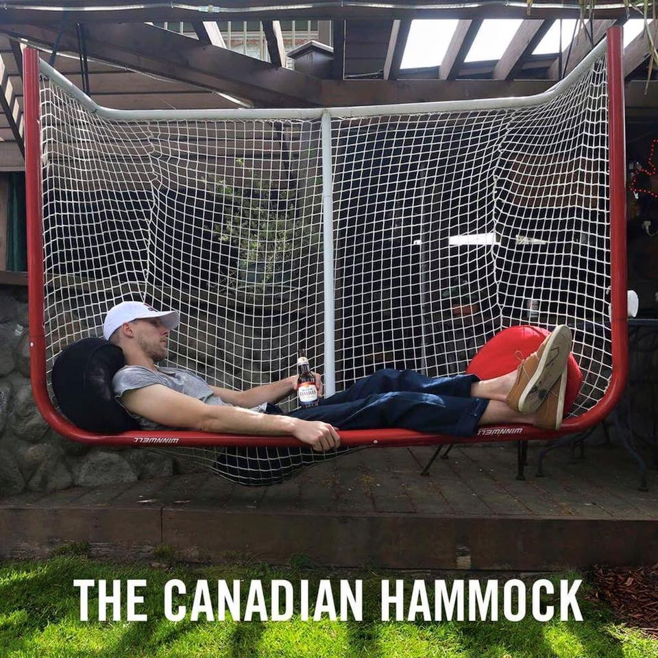 The Canadian Hammock