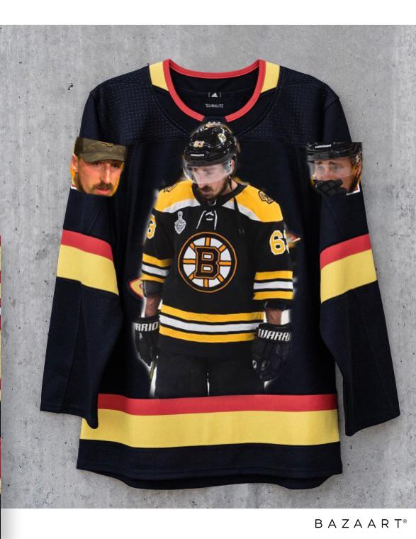 Leaked Canucks Jersey!