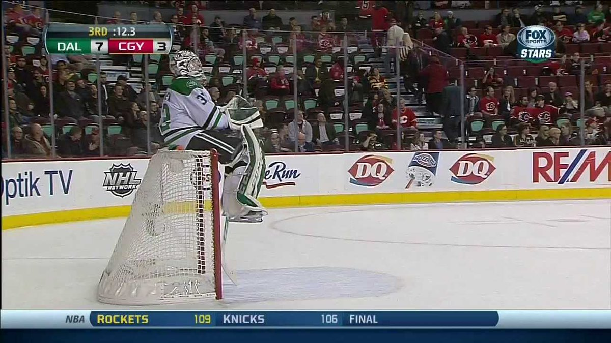 One of the Great Moments in Dallas Stars History