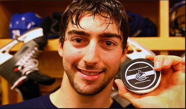 11 years ago today the Canucks lost one of its brightest prospects RIP Luc Bourdon