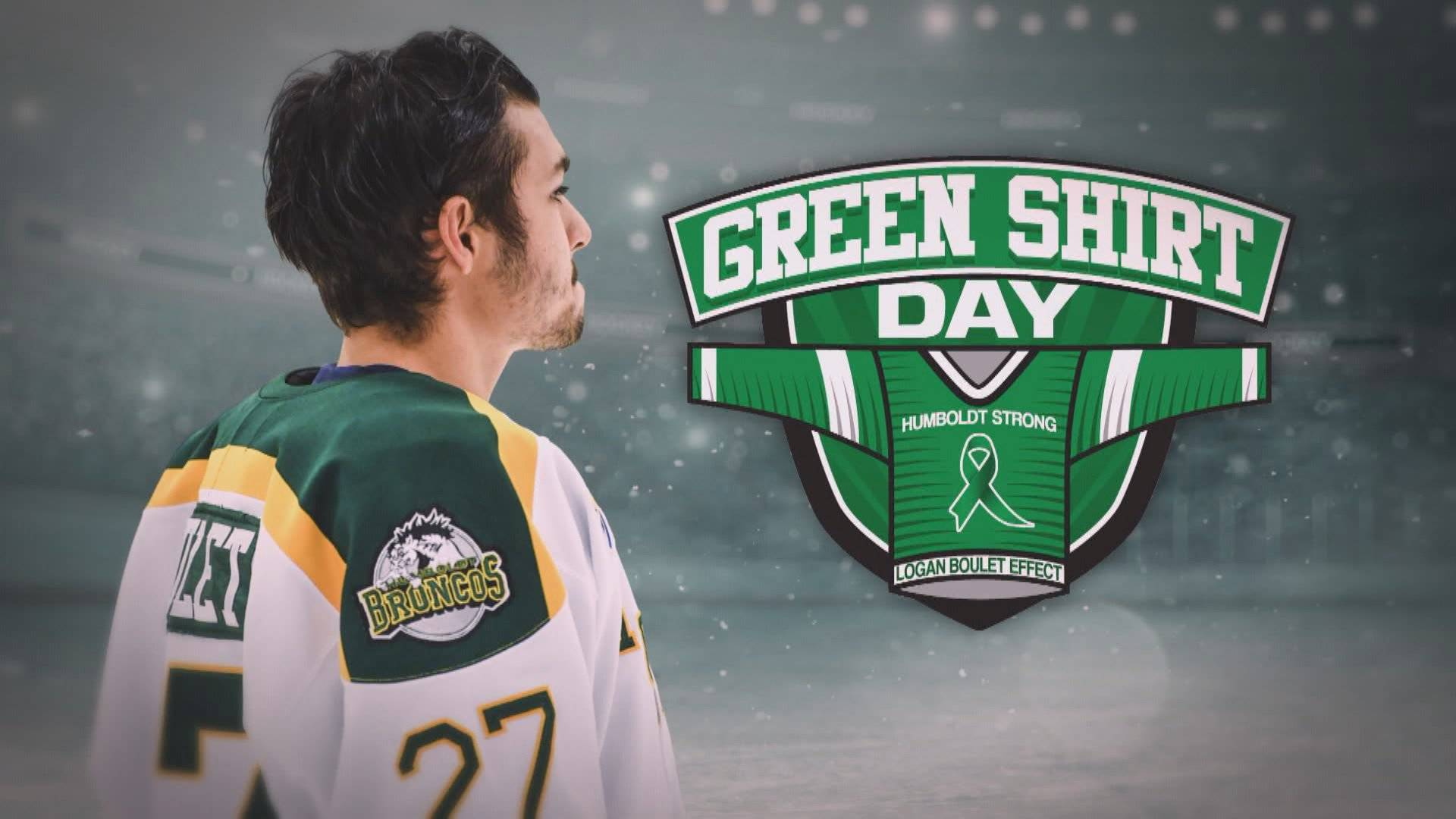 SUPPORT GREEN SHIRT DAY ON APRIL 7!