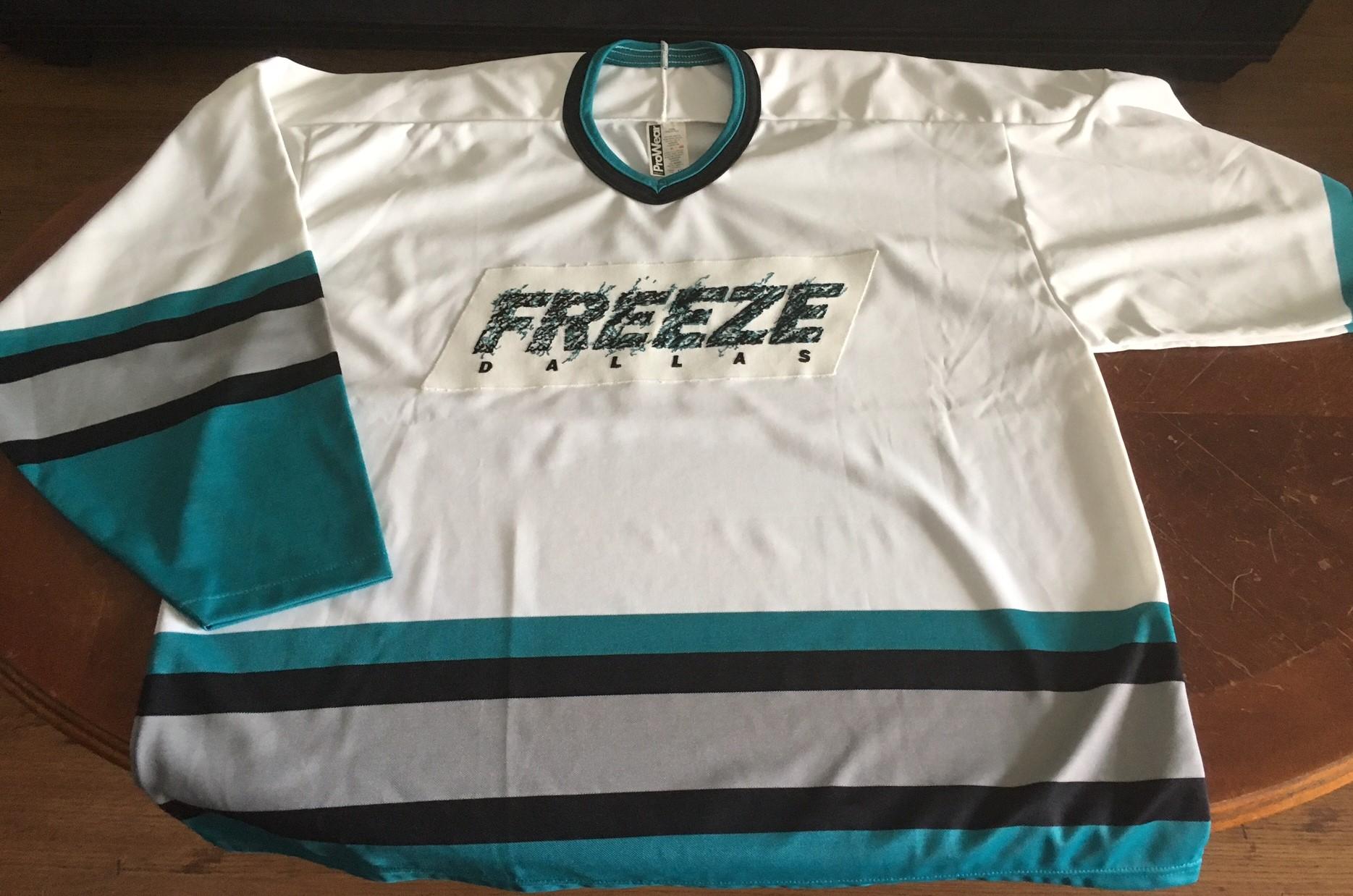 """Dallas Freeze"" Jersey"