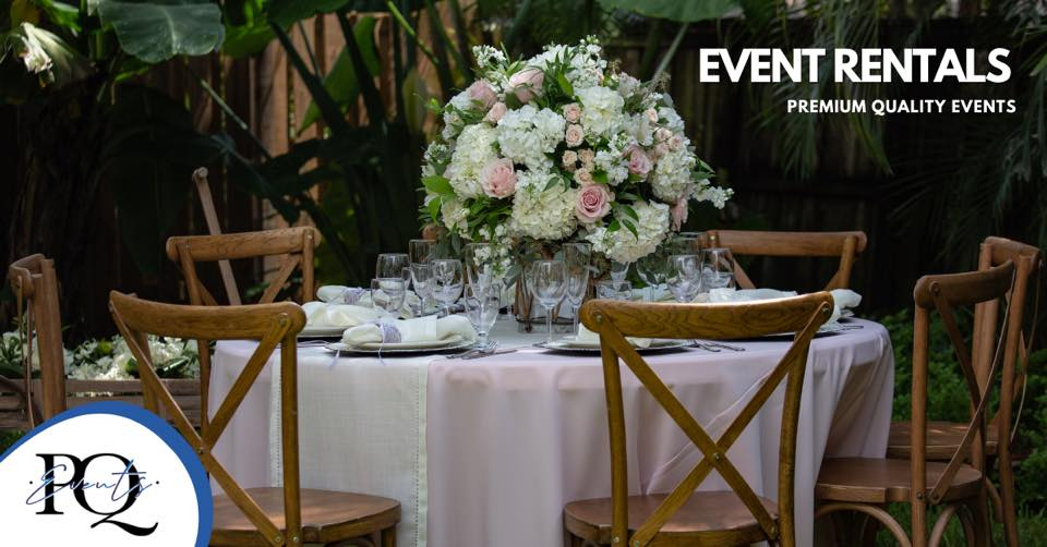 Best Party Rental and Event Planner in Florida
