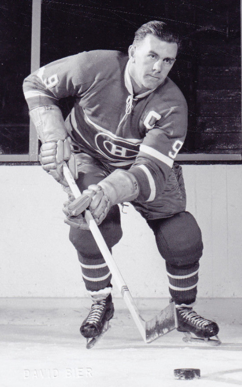 Today in Hockey History - March 13, 1955